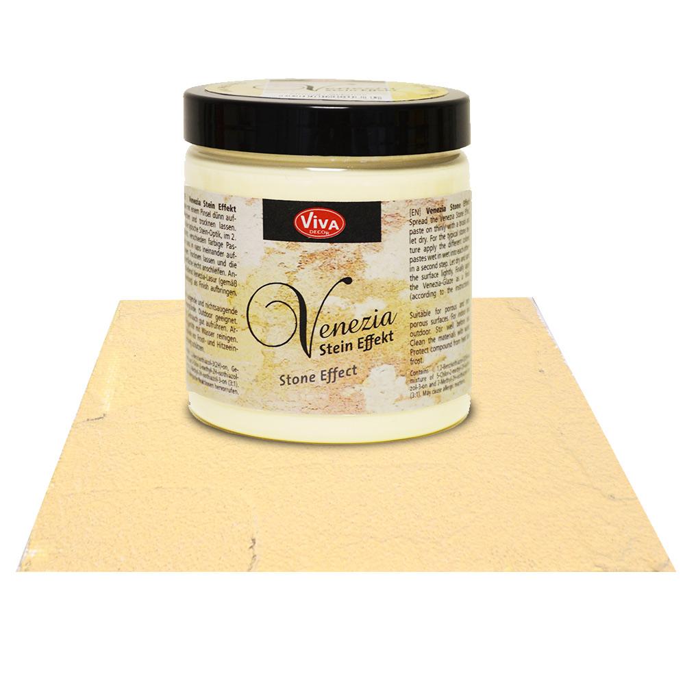 Краска-паста с эффектом венецианской штукатурки Viva Venezia 451 песочный