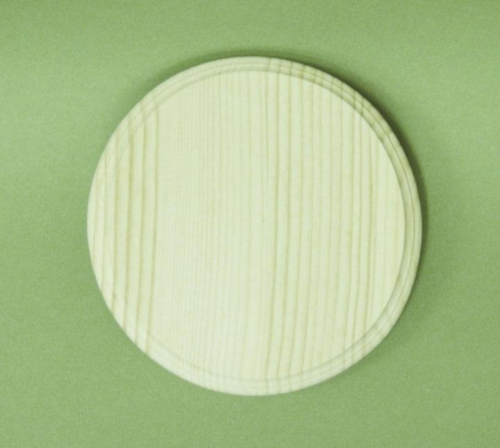 Заготовка панно круглое из сосны 30 см, купить