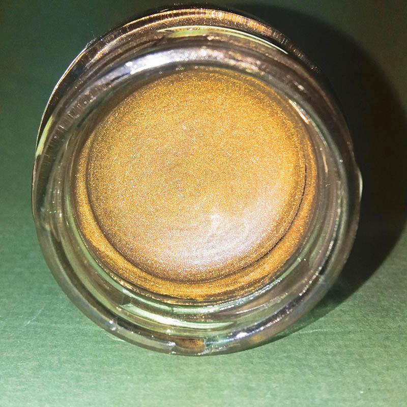Металлизированный воск Солнечное золото для финишной отделки