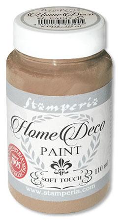 Краска меловая Home Deco бежевый Stamperia KAH16