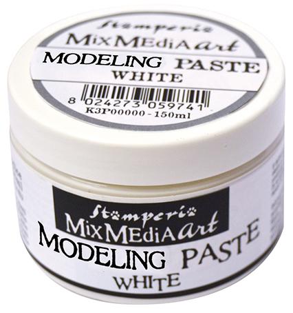 Паста моделирующая для техники Mix Media Stamperia