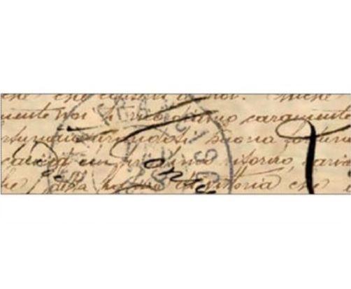 Декоративный скотч с рисунком Текст и штампы, бумажный скотч с принтом