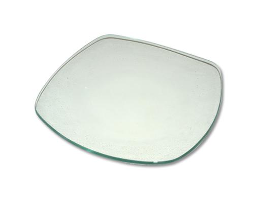 Заготовка для декупажа и росписи тарелка стеклянная, купить